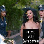 Katy Perry: Στέλνει το δικό της μήνυμα για τις εκλογές