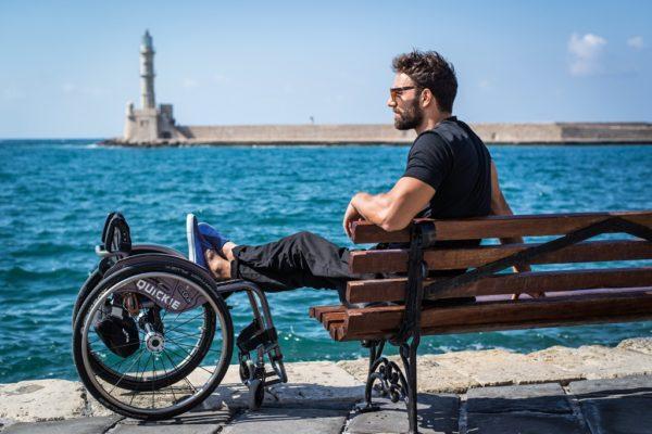 Αντώνης Τσαπατάκης: Πήγα να ενοικιάσω σπίτι και με έδιωξαν, λόγω αναπηρίας