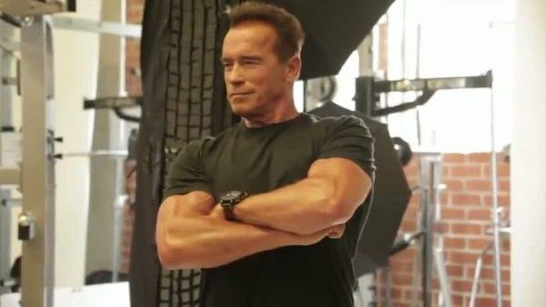 Arnold Schwarzenegger: «I'm back»