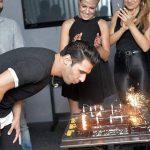 Τα γενέθλια του στο Fantasia γιόρτασε ο Πέτρος Ιακωβίδης