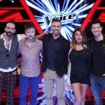 «The Voice»: Για πρώτη φορά όλη η ομάδα
