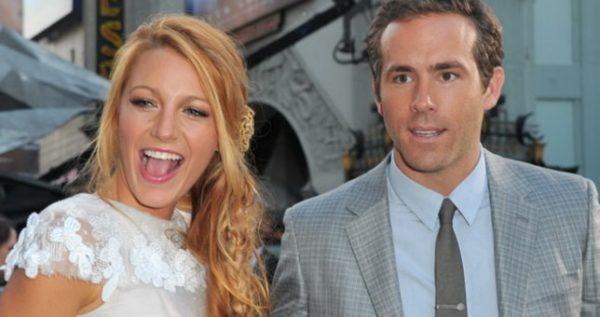 Γονείς έγιναν για δεύτερη φορά η Blake Lively και ο Ryan Reynolds,