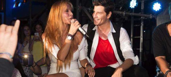 Ο Σάκης Ρουβάς και η Πάολα, μαζί στον πιο εκρηκτικό προορισμό διασκέδασης
