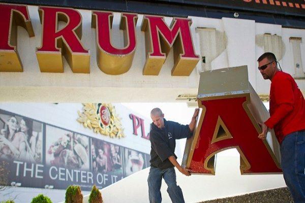 Δεν θέλουν τον Τραμπ ούτε στα ξενοδοχεία του