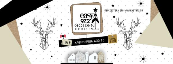 Easy 97,2: Golden Christmas