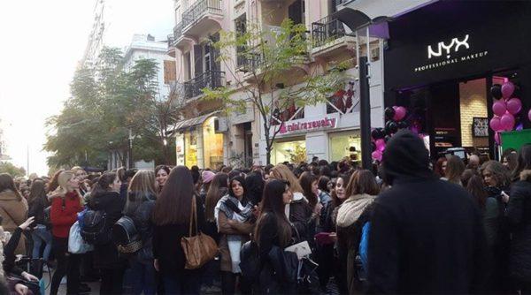 Η Black Friday ξεκίνησε στη Θεσσαλονίκη από την Πέμπτη