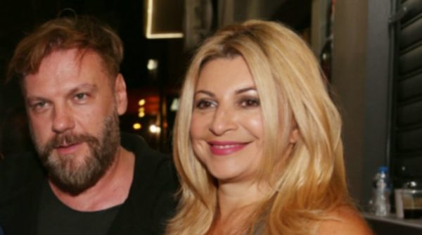 Η Χριστίνα Πολίτη και ο Κώστας Σπυρόπουλος μαζί στα Χανιά