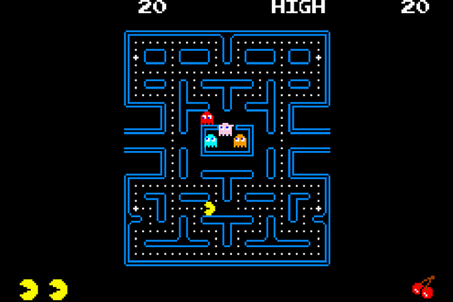 Ετοιμαστείτε να παίξετε Pac-Man στο Facebook Messenger