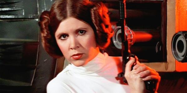 «Έφυγε» η πριγκίπισσα Leia του Star Wars