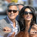 Η αντίδραση της Amal Alamuddin για τα ονόματα που θέλει να δώσει ο George Clooney στα δίδυμα