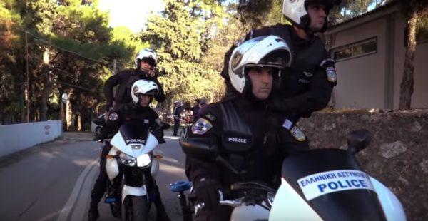 Η Ελληνική Αστυνομία έγινε viral