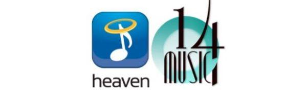 Νέα Συνεργασία Heaven Music & 14Music