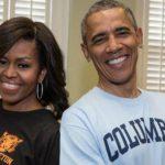 Οι ευχές του Βarack Οbama στην Michelle Obama