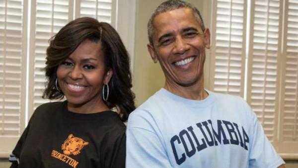 Ο Barack Obama αποκάλυψε τον «κανόνα» που υπάρχει σπίτι του