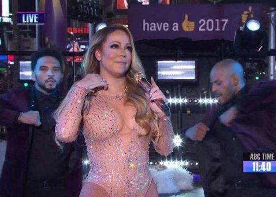 Αποχώρησε από πρωτοχρονιάτικη συναυλία η Mariah Carey