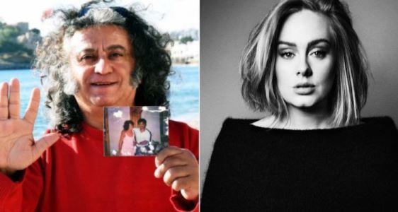 Τούρκος υποστηρίζει ότι είναι πατέρας της Adele και δείχνει φωτογραφίες