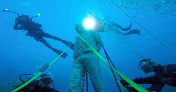 Tο πρώτο υποβρύχιο μουσείο στην Ευρώπη