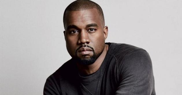 Ο Kanye West έβαψε τα μαλλιά του Ροζ