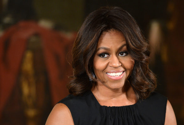 Michelle Obama: Αντιμετωπίστηκα με το στερεότυπο της «οργισμένης μαύρης γυναίκας»
