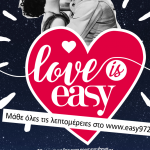 LOVE IS…EASY