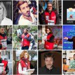 Επώνυμοι έγιναν πωλητές της «Σχεδίας» στους δρόμους της Ελλάδας