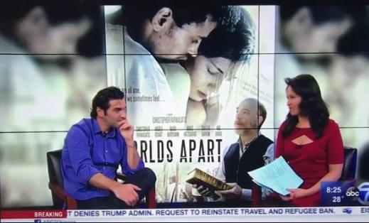 Χριστόφορος Παπακαλιάτης: Συνέντευξή σε Αμερικανικό Κανάλι