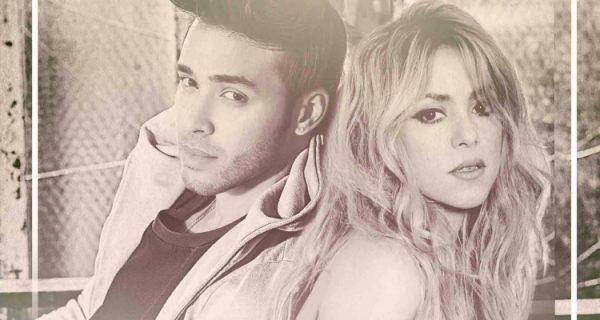 Tο νέο βίντεο κλιπ της Shakira με τον Prince Royce