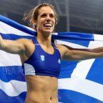 Τεράστια η Στεφανίδη: Χρυσό μετάλλιο και στο Ευρωπαϊκό στο Βελιγράδι