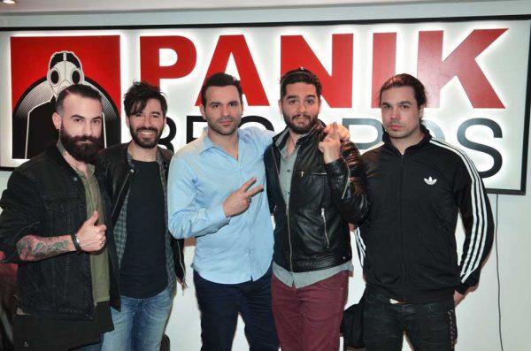 Οι MEΛΙSSES ανανέωσαν το συμβόλαιο τους με την Panik Records