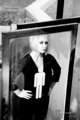 Η Ρίτα Αντωνοπούλου στη μουσική σκηνή Σφίγγα