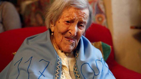 Έφυγε από τη ζωή η γηραιότερη γυναίκα του κόσμου!
