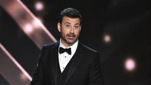 Ξέσπασε σε κλάματα για το μακελειό στο Las Vegas ο Jimmy Kimmel