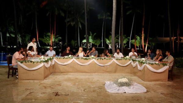 Survivor: Τι έγινε όταν έκλεισαν οι κάμερες στο πάρτι της ένωσης των δύο ομάδων;