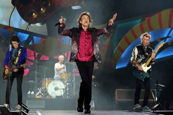 Οι Rolling Stones ανοίγουν κατάστημα στο Λονδίνο