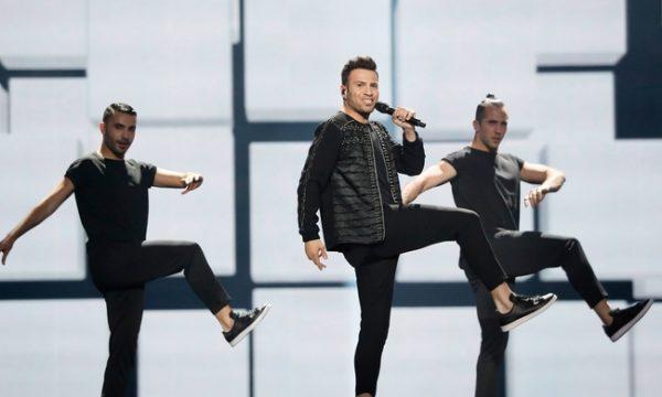 Ανατρεπτικός ο Hovig στον τελικό της Eurovision