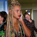 Λάουρα Νάργες: Τέλος τα ράστα