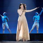 Eurovision 2017: Εντυπωσίασε η Demy με την εμφάνισή της στον α΄ ημιτελικό