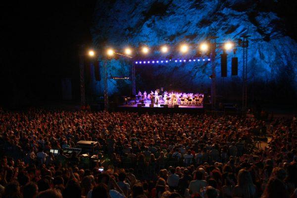 Θέατρο Βράχων: Πρόγραμμα εκδηλώσεων