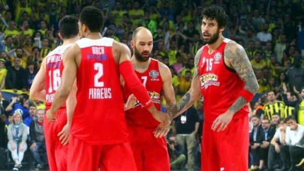 Ολυμπιακός στην Euroleague-Έχασε το τρόπαιο από την Φενέρμπαχτσε