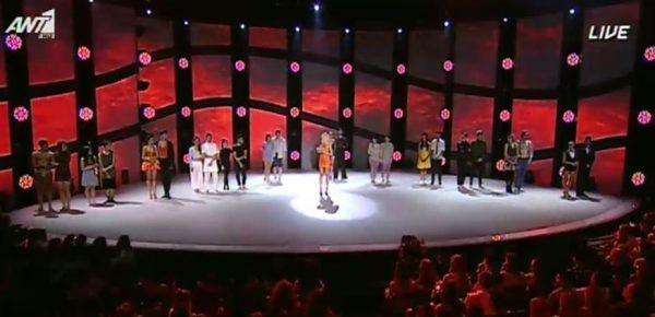 SYTYCD: Οι χορευτές που αποχώρησαν από το 1ο live