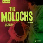THE MOLOCHS στο six d.o.g.s.