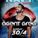 Agent Greg | Στα decks του NAVY στο Πόρτο Ράφτη