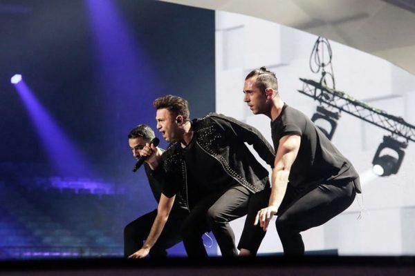 Eurovision 2017: Eντυπωσιακή εμφάνιση της Κύπρου στον α' ημιτελικό