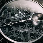 Η ώρα των Τιτάνων: Η Titan Black µετατρέπει τα masterpieces ρολόγια της Rolex σε µοναδικά έργα τέχνης