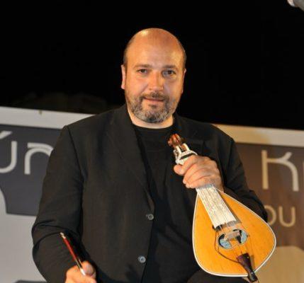 Ο Νίκος Ζωιδάκης στο φεστιβάλ Λιπάσματα - Φεστιβάλ στη θάλασσα