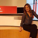 Φαίη Μαυραγάνη: Η κρυμμένη ιστορία της πίσω από μία φωτογραφία με το σύζυγο της