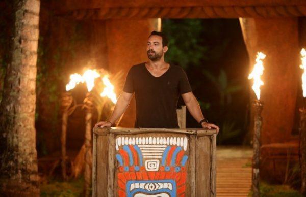 Ο Σάκης Τανιμανίδης επέστρεψε στην Ελλάδα
