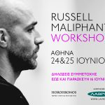 WORKSHOP ME TON RUSSELL MALIPHANT
