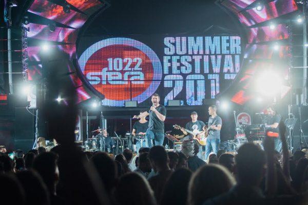 Εντυπωσιακή πρεμιέρα του Sfera Summer Festival 2017