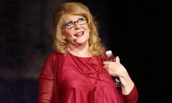 Άννα Παναγιωτοπούλου: «Ο Σεφερλής είναι ένα πράγμα που δεν μπορώ να το βλέπω, κάνει αστεία – σαχλαμάρες»